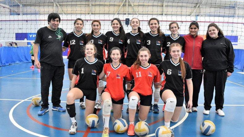 La selección de Río Negro conquistó la Copa Amistad de vóleibol femenino que se disputó el fin de semana en el gimnasio municipal 4.