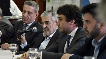 Hemos aportado muchos recursos al Estado Nacional y ha venido muy poco de vuelta, remarcó el gobernador Das Neves.