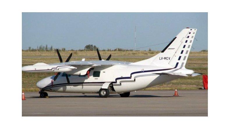 Buscan una avioneta que despegó del aeródromo de San Fernando