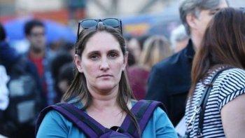 buscan a la militante fernanda chacon, victima de violencia de genero