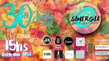 feria de arte y diseno local este domingo en collage