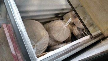denuncian negocio irregular detras de la venta ambulante de tortillas