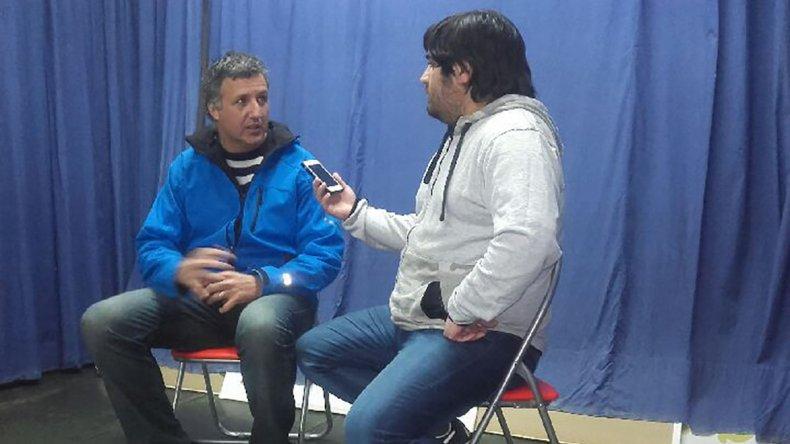 Juan Pablo Chorny habló de la preparación de la preselección de la Unión de Rugby Austral de cara al Argentino que se iniciará en noviembre.