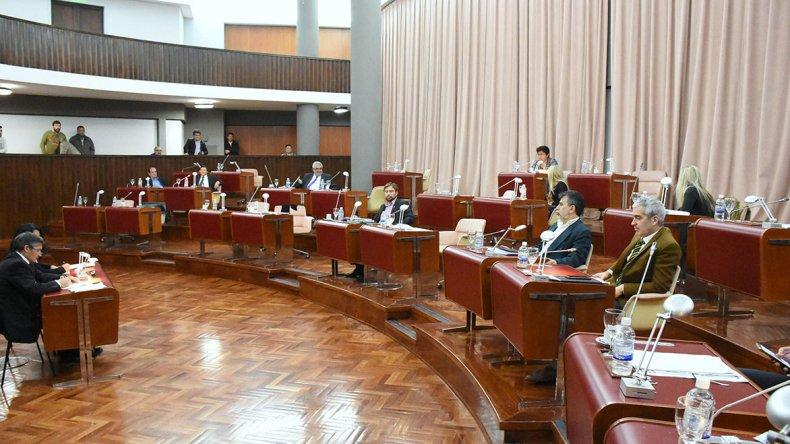 En la Legislatura uno de los temas debatidos fue la falta de instalación de cámaras de seguridad en Comodoro.