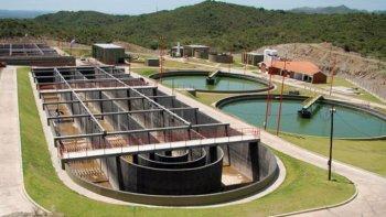 construiran la planta de tratamiento cloacal mas importante de la provincia