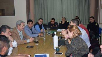 La mayor o menor presencia policial en los grandes centros urbanos de Chubut depende en gran medida de la disponibilidad de viviendas.