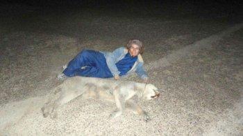fotos de precandidata de cambiemos con un puma recien cazado generan repudio