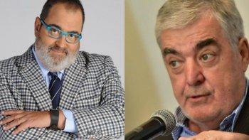 el gobernador repudio el destrato que sufrio lanata en venezuela