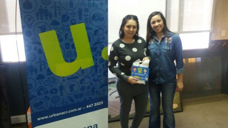 {altText(Más de 200 personas participaron del juego #EcoVacaciones que lanzó Urbana Higiene Ambiental. <br>,Urbana Higiene Ambiental premió a los ganadores de #EcoVacaciones)}