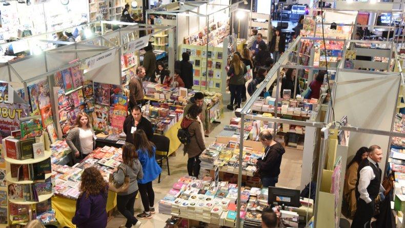 La Feria Internacional del Libro se extenderá durante 11 días.