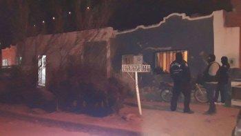 El personal de la Brigada ayer allanó la vivienda del sospechoso de robar hace 9 días una casa de la calle España.