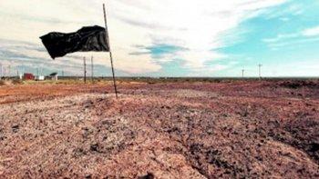 reparacion ambiental por contaminacion con plomo en san antonio oeste
