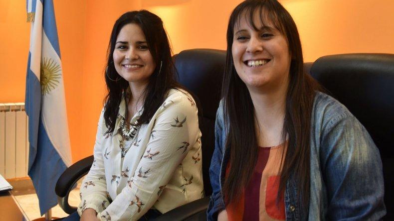 Carla Salvatierrez y Ayelén Pereyra fueron invitadas a exponer su trabajo de investigación sobre pueblos ancestrales en un evento internacional que se realizará en Medellín.