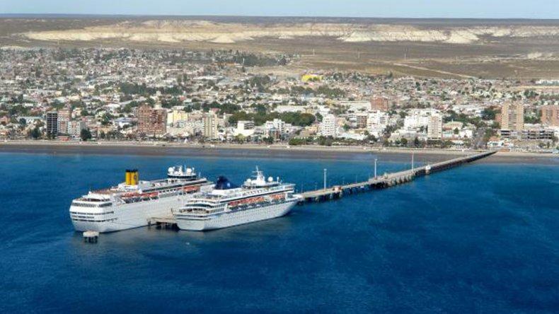 Diputado pide la urgente normalización del puerto de Madryn