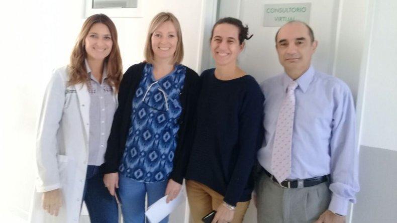 Chubut ya cuenta con el primer consultorio virtual