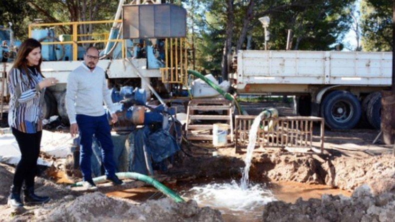Con este descubrimiento se potencian las dos fuentes de aguas termales existentes en San Luis.