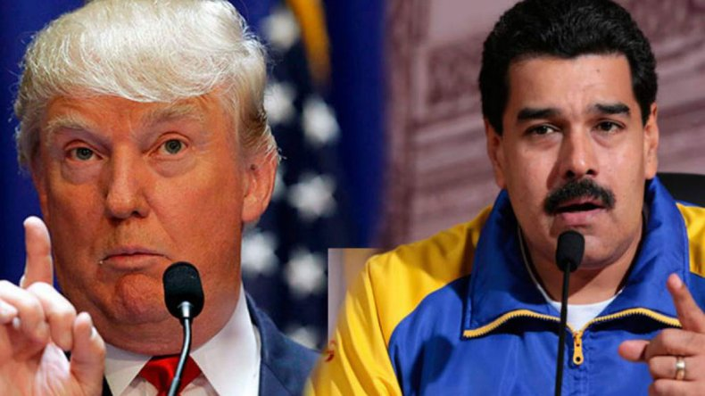 Trump sanciona a Venezuela con acompañamiento internacional.