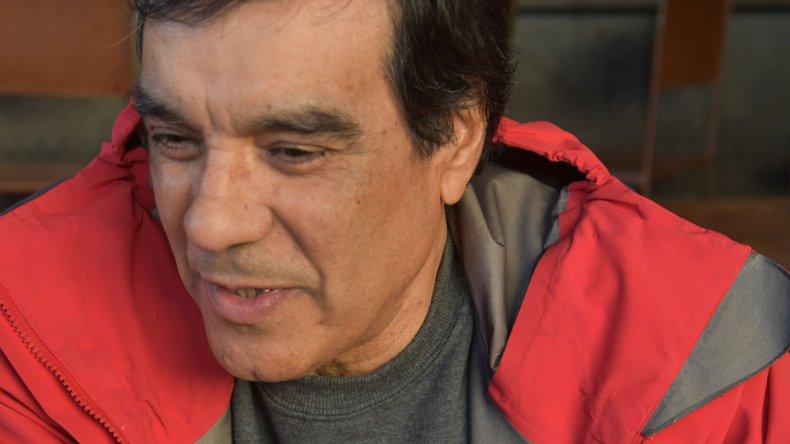A los 58 años Julio Burgos mantiene intacta su pasión por el motocross.