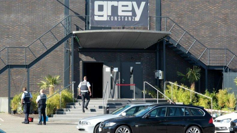 Dos muertos en un tiroteo en una discoteca de Alemania