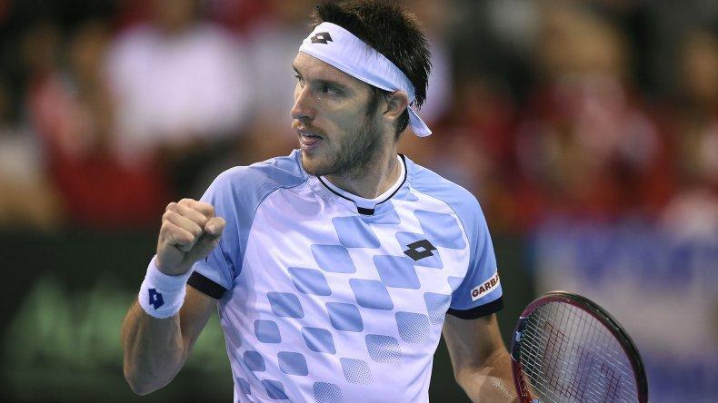Mayer ganó el ATP 500 de Hamburgo