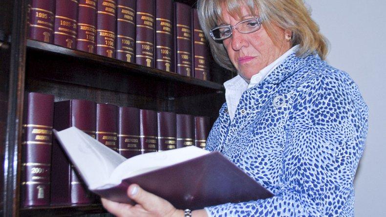 La jueza Eva Parcio de Seleme investigó