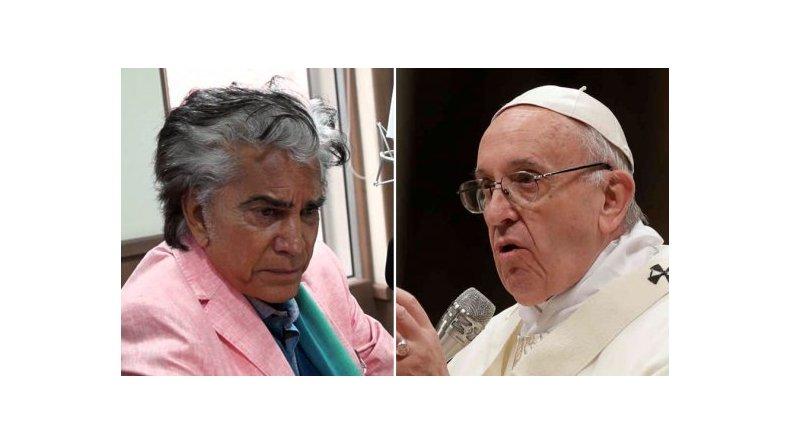 El Puma Rodríguez contra el Papa Francisco por Venezuela