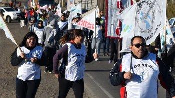 autoridades y docentes se reunen para destrabar el conflicto