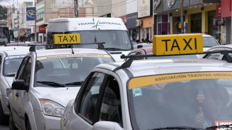 Asaltaron a un taxista que no pasó por el retén policial de la calle Alvear