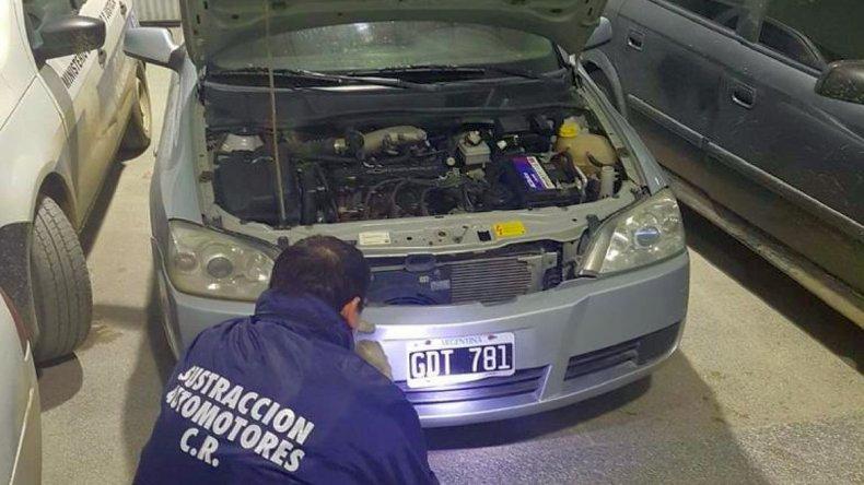 Recuperan Chevrolet Astra robado en 2015