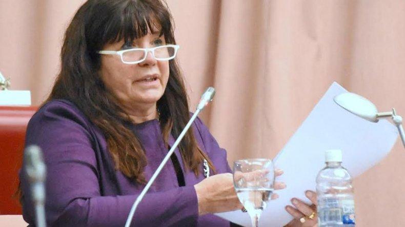 Diputada Dufour: esta judicialización de la política es la cortina de humo que necesitan para desviar el foco de atención social.