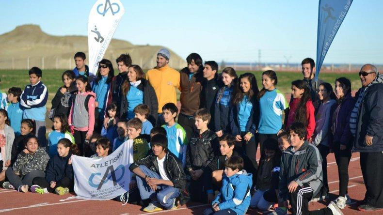 El Club Atlético del Sur fue elegido para implementar la Escuela de Iniciación Deportiva