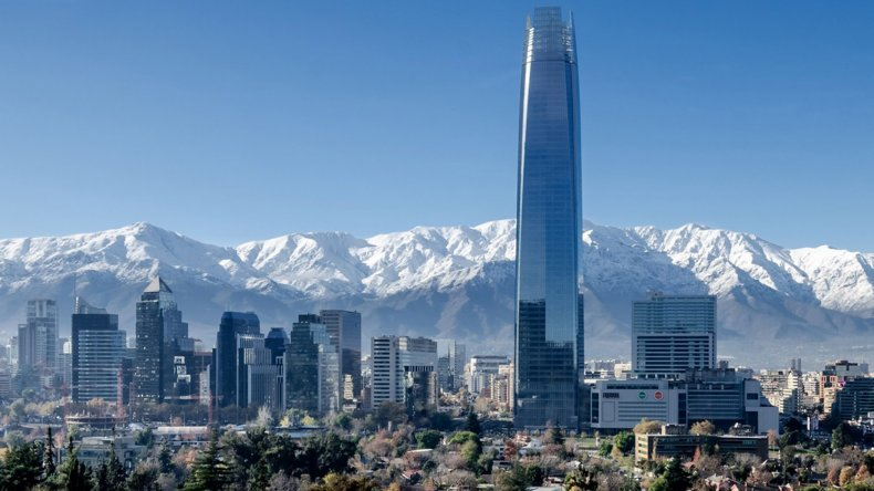 Un terremoto de 5,4 grados despertó a Santiago