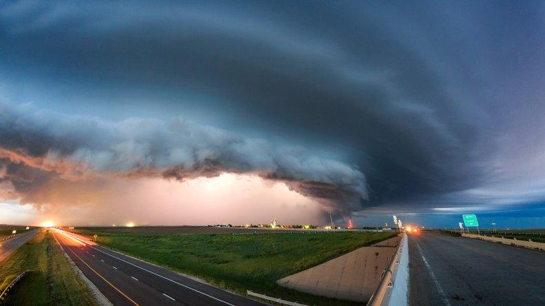 La Organización Mundial de Meteorología elige las 13 mejores fotos para que sean parte del Calendario 2018