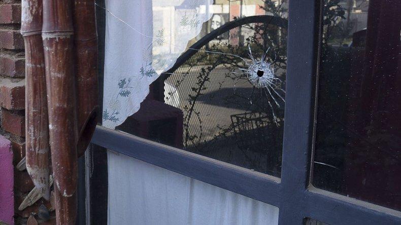 Las balas que buscaron infundir miedo entre los testigos del crimen