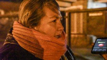 Gloria Smith, la madre de Celeste Campillay, valoró los mensajes de apoyo y la solidaridad de la gente por el caso de su hija.