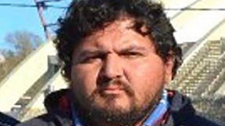 Martín Cuellito Oñate es candidato de la Lista Roja.
