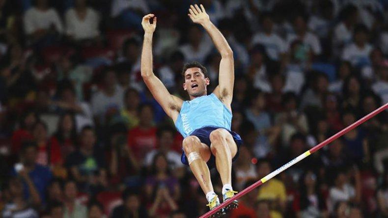 Germán Chiaraviglio llegó hasta la final en los Juegos Olímpicos de 2016.