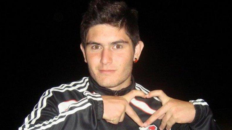 El futbolista Gastón Galeano fue atropellado: le amputaron una pierna y un brazo