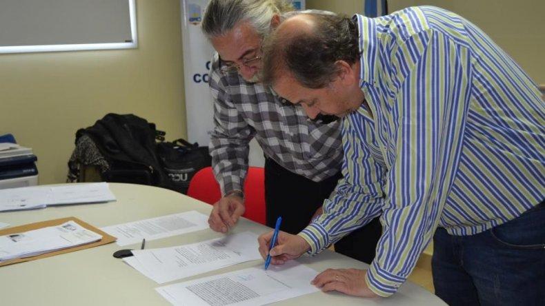 Convenios para la creación de dos cooperativas de trabajo