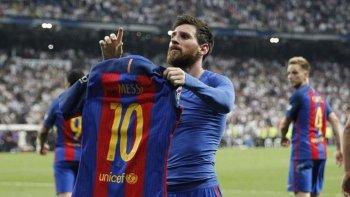 messi, el mejor jugador de la historia de la liga espanola