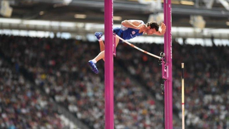 Chiaraviglio quedó eliminado del mundial de atletismo
