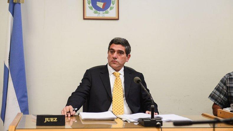 El juez Jorge Odorisio rechazó el arresto domiciliario solicitado por la defensa de Jonatan Barou