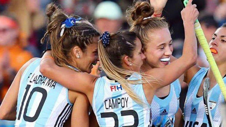 Las Leonas vienen de vencer 2-1 a Chile en el partido que marcó su debut en la Copa Panamericana.