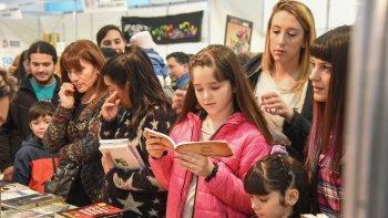 Comodoro Rivadavia vivió once días de fiesta en torno a la lectura. En la última jornada, grandes y chicos visitaron el Centro Cultural.