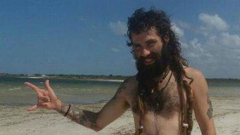 Santiago Maldonado estaba en una comunidad mapuche y desapareció tras un operativo de Gendarmería.