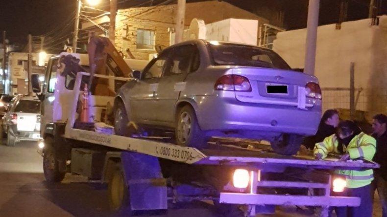 Secuestraron 11 vehículos durante los controles el fin de semana