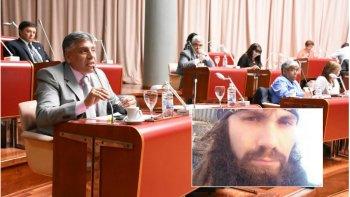 diputados del fpv piden explicaciones al gobierno por la desaparicion de santiago