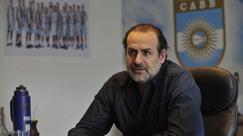 Federico Susbielles aseguró que Comodoro Rivadavia es una ciudad que ama profundamente el básquetbol.