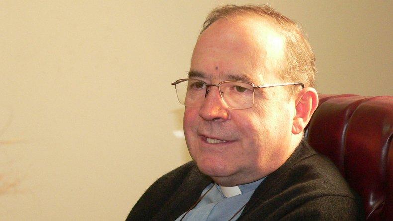 Monseñor Virginio Bressanelli