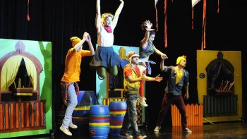 Desenchufados, uno de los espectáculos destacados para celebrar el Día del Niño.